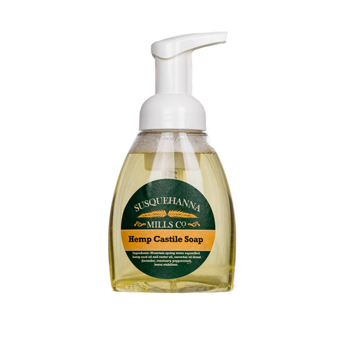 Hemp Liquid Soap