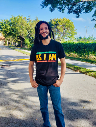 "GRAMMY Nominated Reggae Star Julian Marley Trods On His ""AS I AM"" Journey"