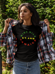 Nine Mile Plus Reggae Circle T-shirt
