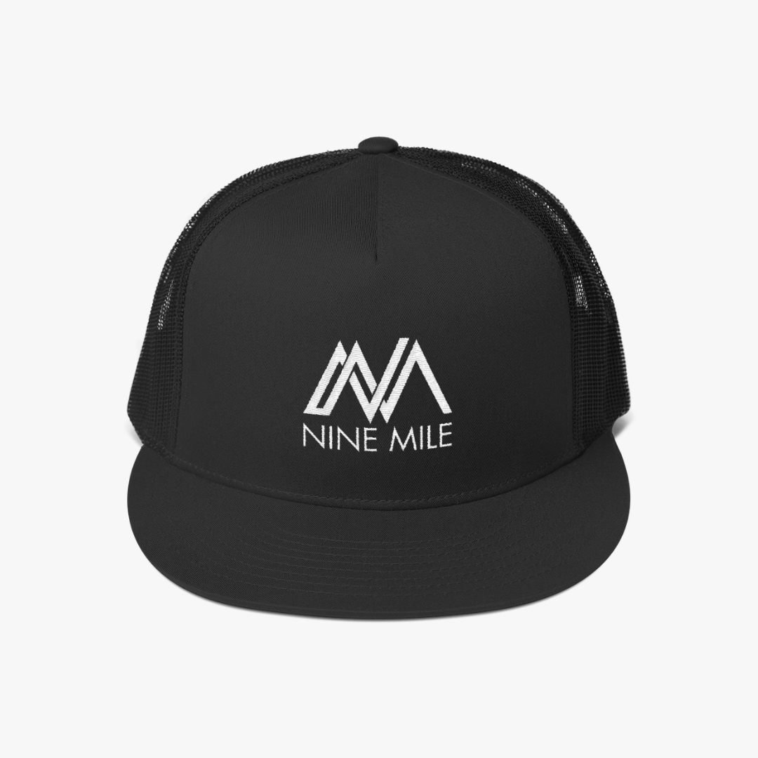 Nine Mile Vibes Trucker Cap
