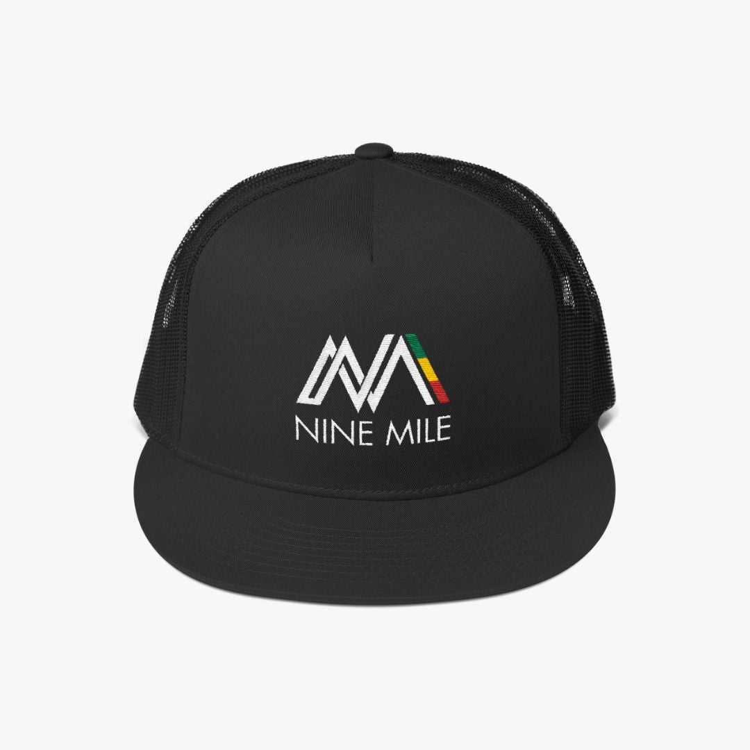 Nine Mile Reggae Vibes Trucker Cap