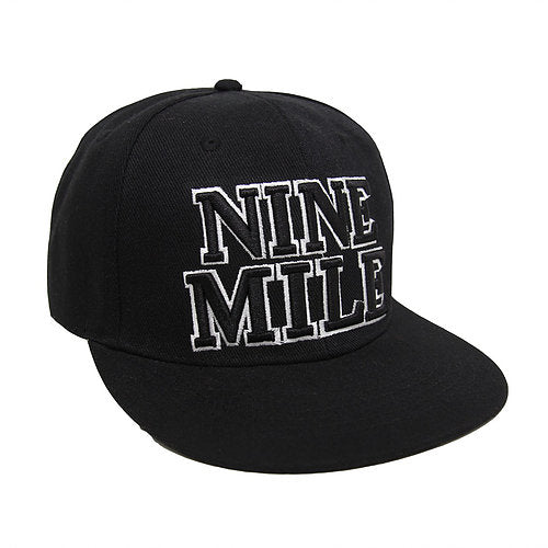 Nine Mile - Snapback Cap