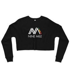 Nine Mile Reggae Vibes Crop Sweatshirt