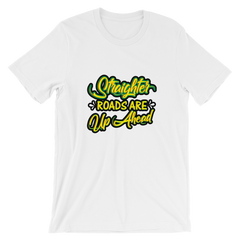 Julian Marley - Straighter Roads Unisex T-Shirt