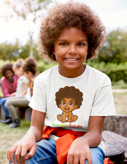 What could be the most perfect look for your little one? Nine Mile Babies Juls Short Sleeve Reggae coloured T-shirt