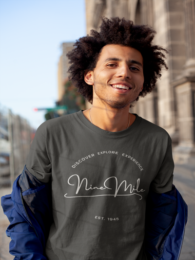 Discover Nine Mile Jamaica Reggae Short-Sleeve Unisex T-Shirt