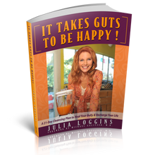 HAPPY GUT MAKEOVER COURSE: Lifetime Course Access with Live Coaching Calls