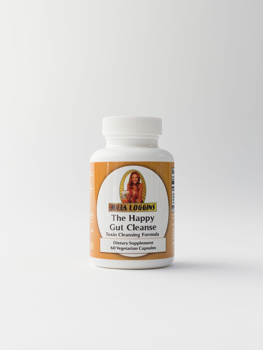 The Happy Gut Cleanse