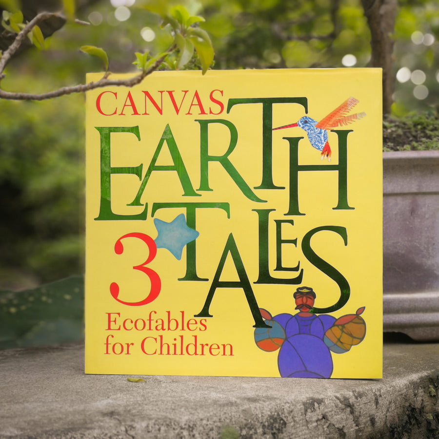 Earth Tales: 3 Ecofables for Children