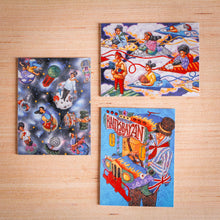 Load image into Gallery viewer, Art Magnets (Set of 3)