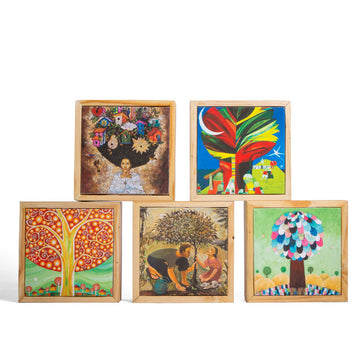 Collector's Edition Mini Canvas Art Prints