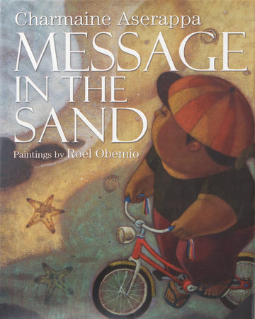Message in the Sand (Hardbound Edition)