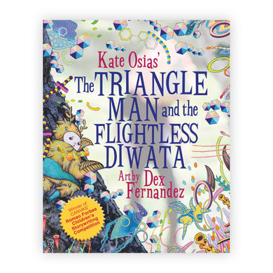 The Triangle Man and the Flightless Diwata