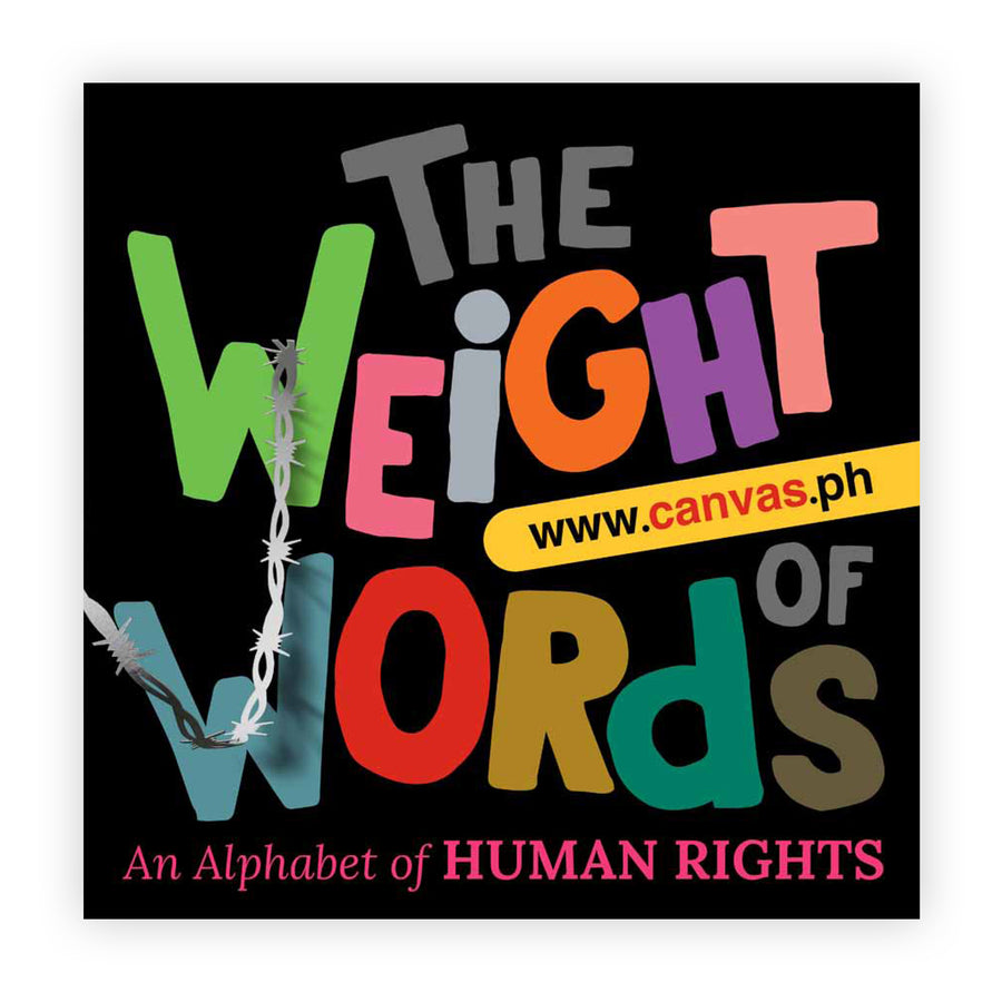 The Weight of Words: An Alphabet on Human Rights