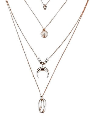 Praim Heda Necklace Set