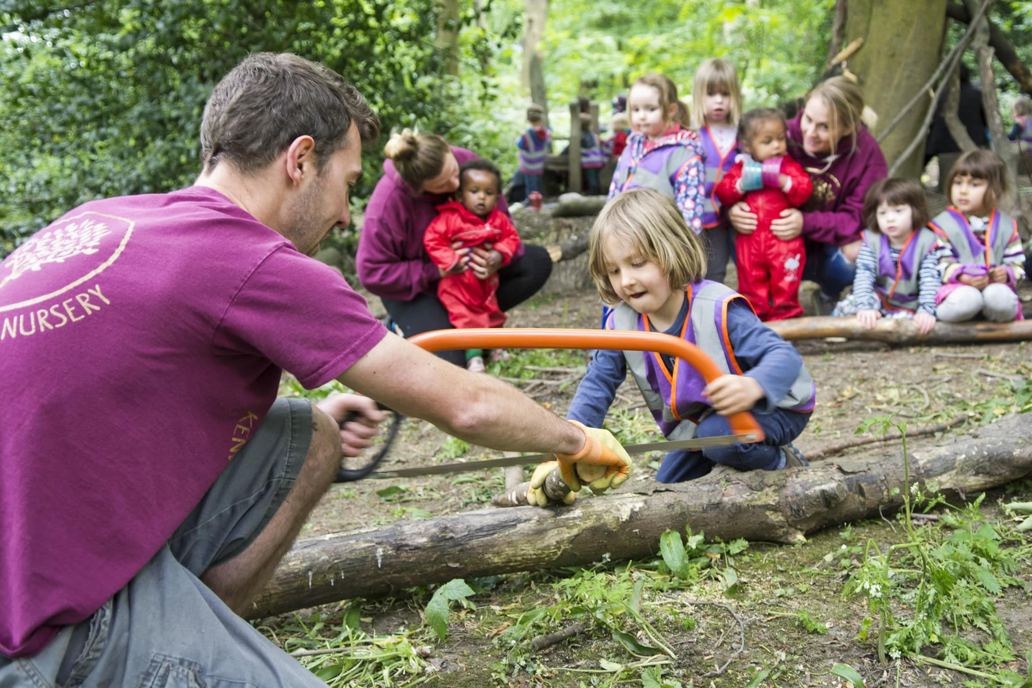 Outdoor Learning and Forest School