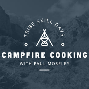 Campfire Cooking Tribe Skill Day - 9th May - forestschools