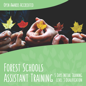 Forest School Training - Blidworth, Nottinghamshire - forestschools