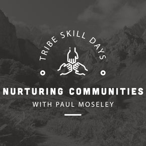 Nurturing Communities Tribe Skill Day - forestschools