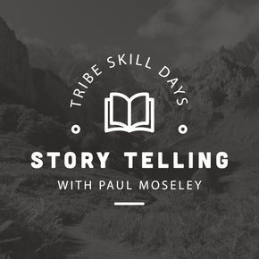 Storytelling Tribe Skill Day - forestschools