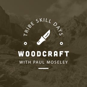Woodcraft Tribe Skill Day - 6th May - forestschools