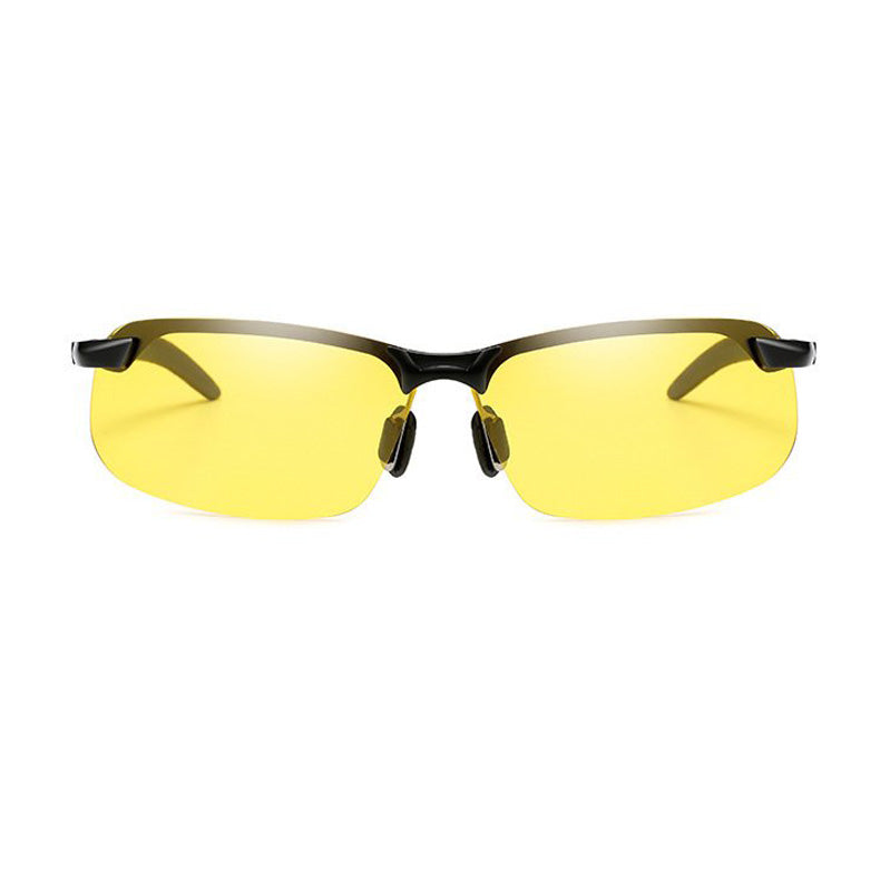 Polarized Photochromic Sunglasses 6516