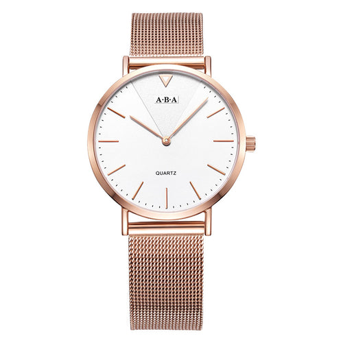 Luxury Mesh Strap Watch - Original 0923