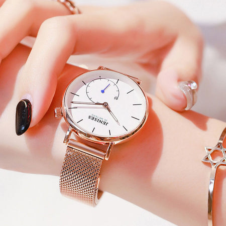 Luxury Mesh Strap Watch - Original 1233