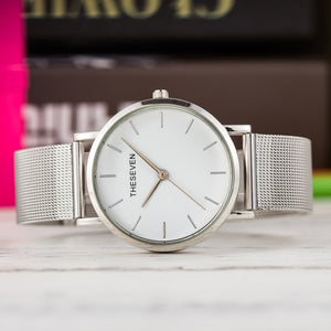 Classic Mesh Strap Watch - Original 6519