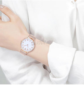 Arabic Number Watch 2987 Mesh Strap