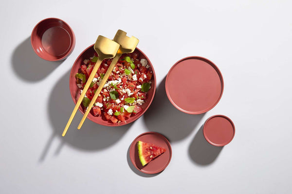 Peili bowl collection- Rosehip & Salat set