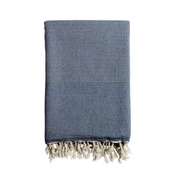 Luxury throw - Eskin Denim