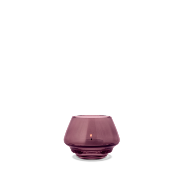 Flow Tealight - plum
