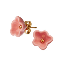 Tinkerbell stud earrings, big CANDY