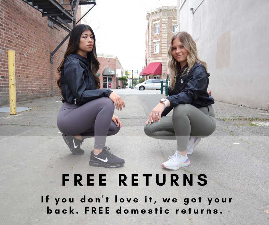Free Returns Peak Athleisure
