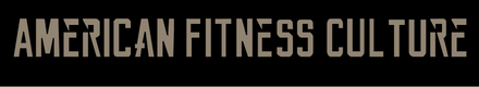 American Fitness Culture