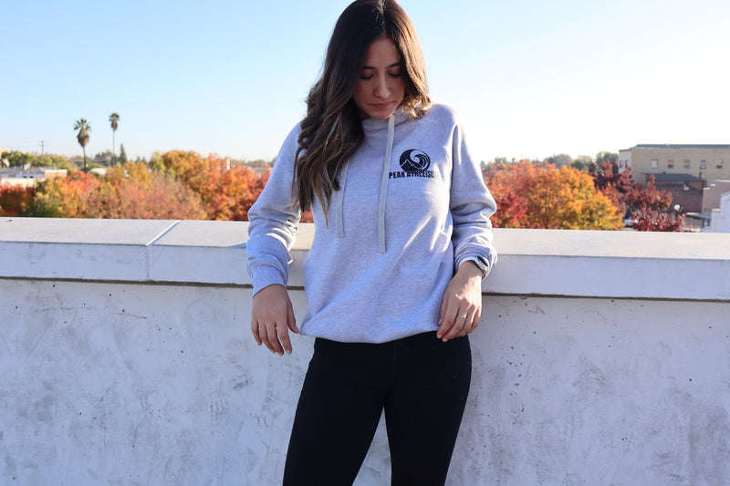 Peak Athleisure Journey Stone Hoodie Womens 1