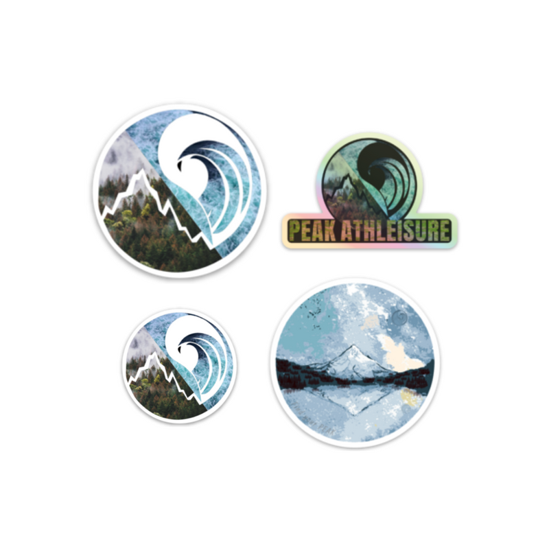 Peak Sticker Pack