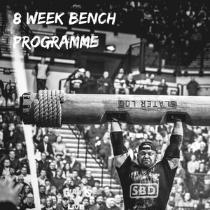 8 Week Bench Programme – Titanium Training Programmes