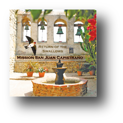 Magnet, Ceramic Tile, Mission - 1