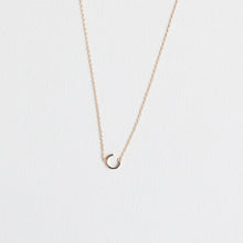 Load image into Gallery viewer, Gold Luxe Initial Necklaces