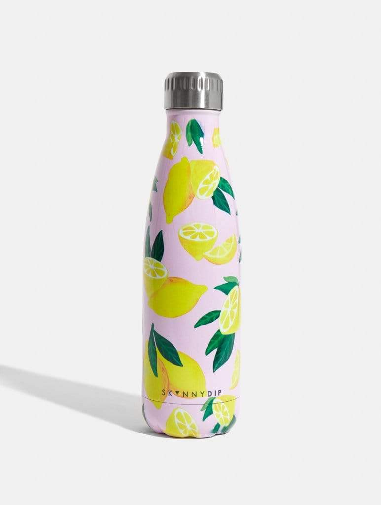 Life & Lemons Water Bottle