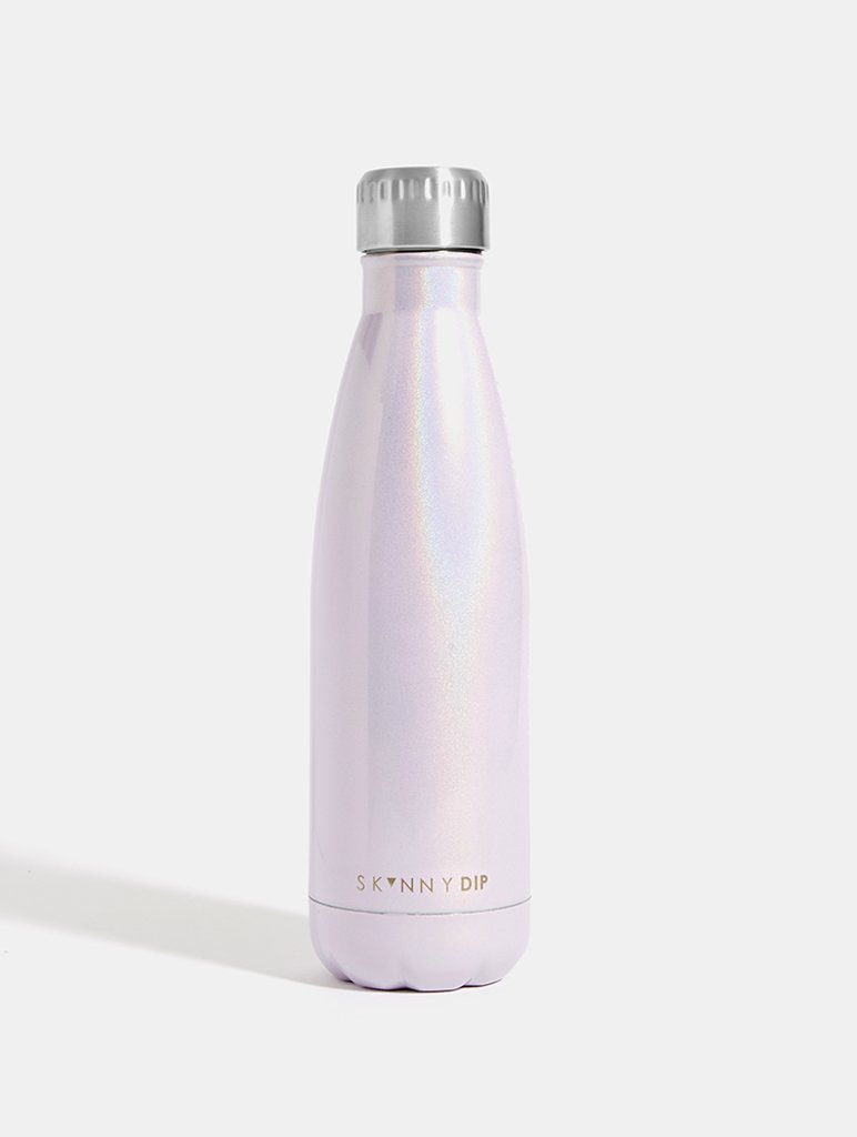 Skinnydip London | Iridescent Rose Water Bottle - Product Image 1