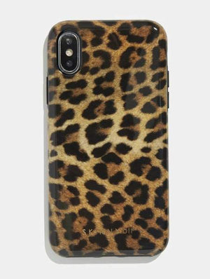 Skinnydip London | Leopard Protective Case - Product View 1