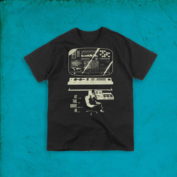 MONITOR BLACK T-SHIRT