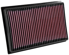 Load image into Gallery viewer, K&N 14-16 Mercedes AMG GT-S 4.0L V8 Replacement Drop In Panel Air Filter