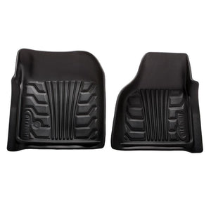 Lund 2010 Mazda 3 (Sedan & Hatchback) Catch-It Floormat Front Floor Liner - Black (2 Pc.)