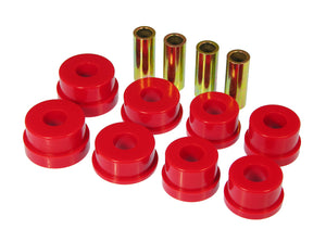 Prothane Nissan Subframe Bushing Kit - Red