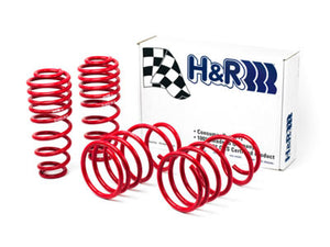 H&R 05-09 Ford Mustang/Convertible/GT/Shelby GT/Shelby GT-H V6/V8 Race Spring