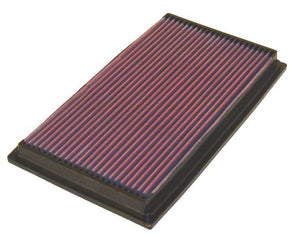 K&N Replacement Air Filter JAGUAR XKR 4.0L-V8 SUPERCHARGED & XK8 4.0L-V8; 1998-2000